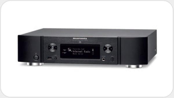 Marantz NA 8005 Netzwerk DAC Audio-Player *silber*