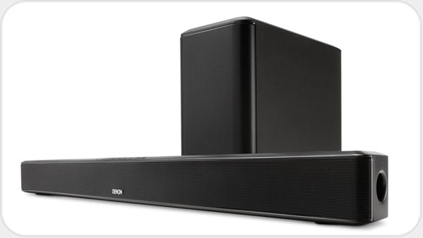 Denon DHT-S514 Soundbar mit wireless Subwoofer *schwarz*