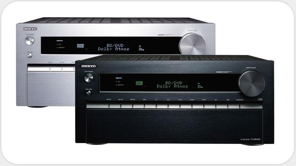 Onkyo TX-NR 1030 9.2 AV-Netzwerk-Receiver *silber*