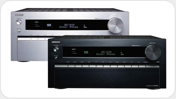 Onkyo TX-NR 3030 11.2 AV-Netzwerk-Receiver *silber*