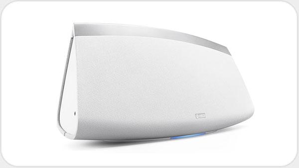 Heos by Denon Denon HEOS 7 *silber-weiss* wireless Lautsprecher