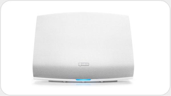 Heos by Denon Denon HEOS 5 *silber-weiss* wireless Lautsprecher