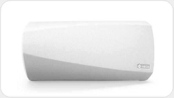 Heos by Denon Denon HEOS 3 *silber-weiss* wireless Lautsprecher