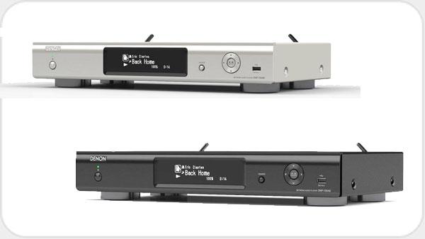 Denon DNP 730 AE Netzwerk Audio-Player *silber*