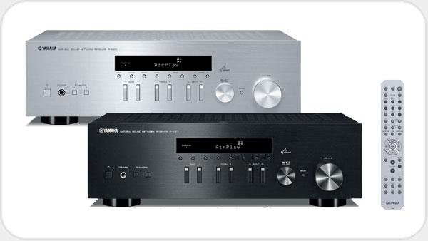 Yamaha R-N 301 Netzwerk-HiFi-Receiver *silber*