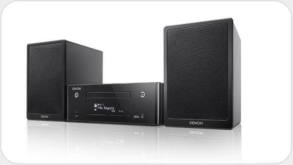 Denon CEOL N9 Netzwerk-Hifi-System mit WLAN *weiss*