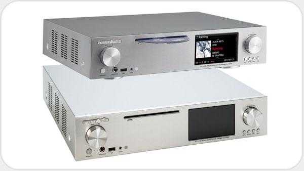 Cocktail Audio X 30 Netzwerkstreamer 2000GB 3.5 Zoll *silber*