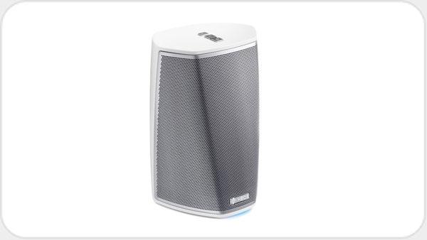Heos by Denon Denon HEOS 1 *silber-weiss* wireless Lautsprecher