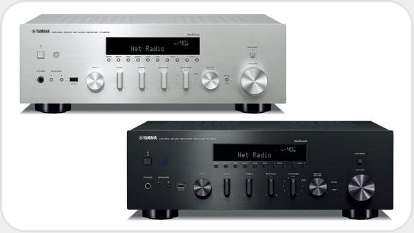 Yamaha R-N 602 Netzwerk-HiFi-Receiver *silber*