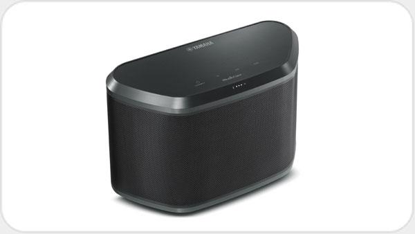 Yamaha WX-030 MusicCast Netzwerklautsprecher *schwarz*