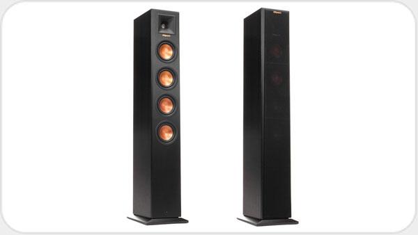 Klipsch RP 440 WF *schwarz* HD Wireless Lautsprecher WiSA