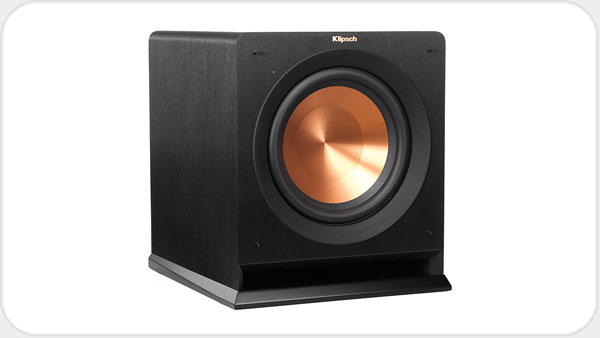 Klipsch RP 110 WSW *schwarz* HD Wireless Subwoofer WiSA