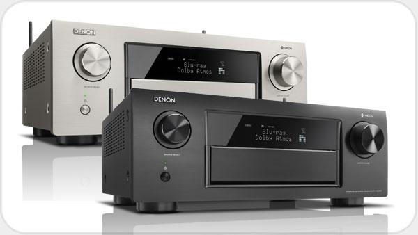 Denon AVR X6300H 11.2 Netzwerk AV-Receiver *silber*
