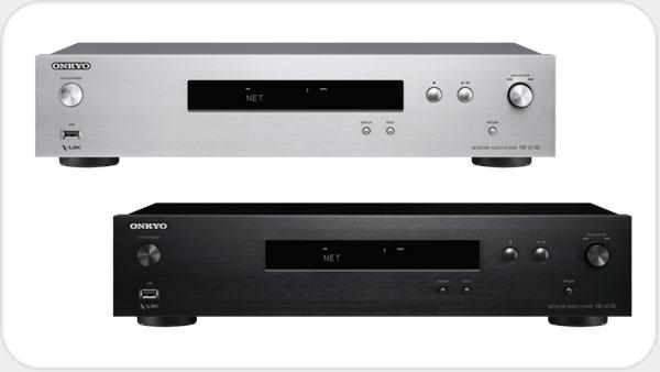 Onkyo NS-6130 Netzwerk-Audioplayer *silber*