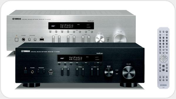 Yamaha R-N 402 D Netzwerk-HiFi-Receiver *schwarz*