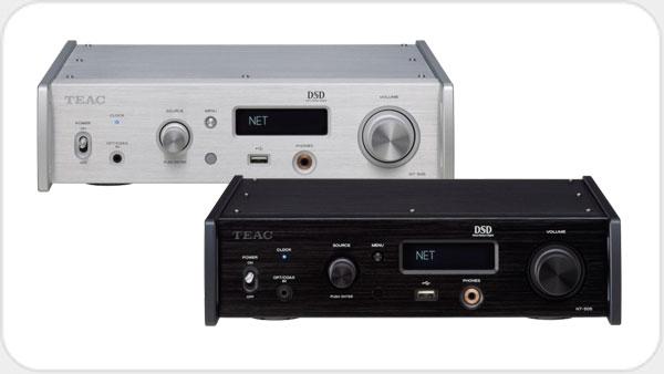 TEAC NT-505 Netzwerkspieler mit USB DAC *schwarz*