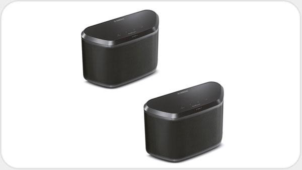 Yamaha MusicCast Twin 030 Netzwerklautsprecher Paar *weiss*