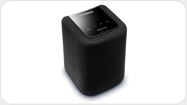 Yamaha WX-010 MusicCast Netzwerklautsprecher *weiss*