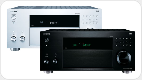 Onkyo TX-RZ 820 *schwarz* THX Select, Wireless Multiroom und Dolby Vision