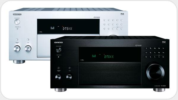 Onkyo TX-RZ 820 *silber* THX Select, Wireless Multiroom und Dolby Vision