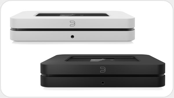 Bluesound Node 2i HD Streaming-Player *schwarz*
