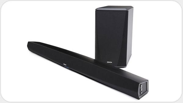 Denon DHT-S516H Soundbar mit wireless Subwoofer *schwarz*