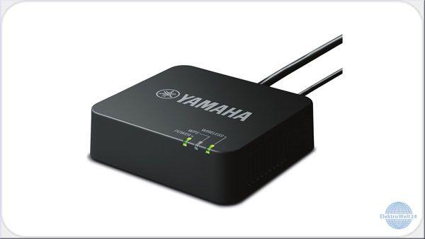 Yamaha ywa 10 wireless netzwerk adapter wlan for Yamaha rx v473 manual