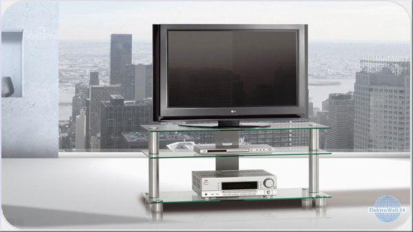 spectral just racks tv 1053 tv m bel klarglas. Black Bedroom Furniture Sets. Home Design Ideas