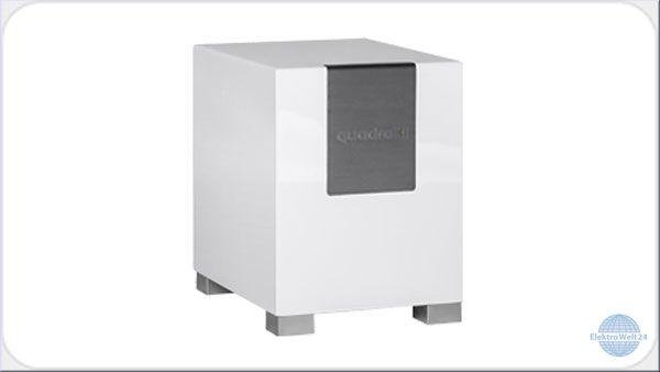 quadral qube 10 aktiv hochglanz weiss oder schwarz. Black Bedroom Furniture Sets. Home Design Ideas