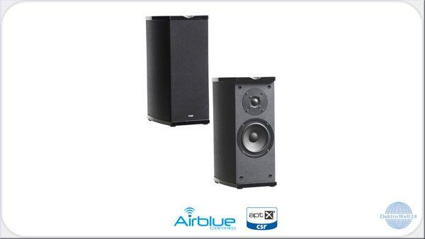 advance acoustic air 70 aktiv lautsprecher set mit bluetooth schwarz. Black Bedroom Furniture Sets. Home Design Ideas
