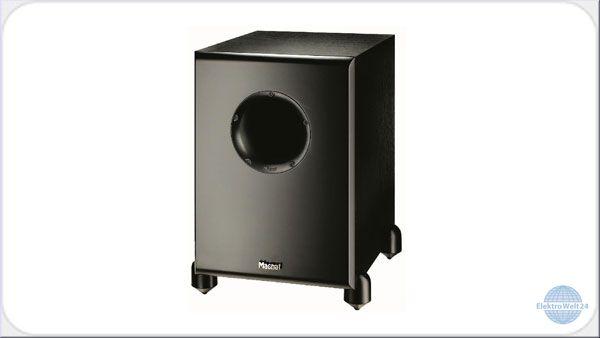 magnat wsb 225 b soundbar system mit beta subwoofer schwarz. Black Bedroom Furniture Sets. Home Design Ideas