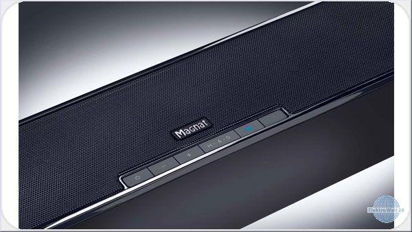 magnat wsb 225 soundbar system mit subwoofer schwarz. Black Bedroom Furniture Sets. Home Design Ideas