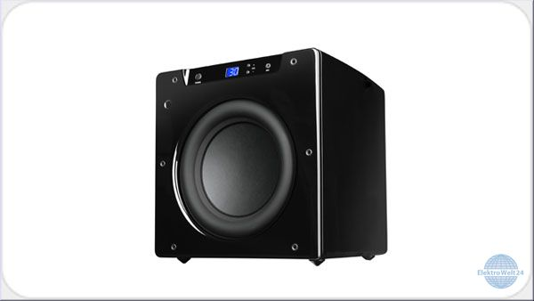velodyne spl 800 ultra aktiv subwoofer weiss oder schwarz. Black Bedroom Furniture Sets. Home Design Ideas