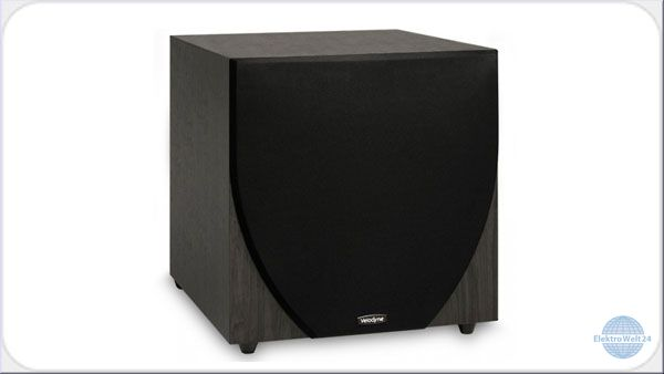 velodyne eq max 15 aktiv subwoofer ebenholz. Black Bedroom Furniture Sets. Home Design Ideas