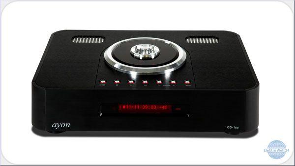 ayon audio cd 1sx cd spieler inkl da wandler und usb. Black Bedroom Furniture Sets. Home Design Ideas